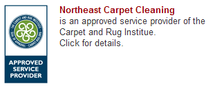 Carpet and Rug Institute approved service provider